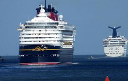 Family favorite Disney Cruise Line leads in low prices for January 2019, with luxury line Regent Seven Seas close behind
