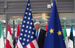 The change comes amid heightened trade tensions, with the EU anxious to dissuade President Donald Trump from slapping a 20% tariff on all imported EU cars
