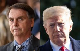 The stance aligns Bolsonaro with US President Donald Trump, with both leaders dismissing any multilateral approach to immigration for their countries