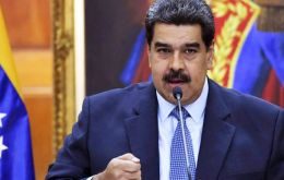 "Venezuela has alerted governments of the Cartel of Lima that, if they do not rectify their position (...) ""we will take the most crude and energetic measures"""