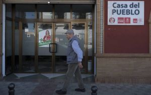 Andalusia had been a bastion of Socialist party (PSOE), which returned to national power last year as a fragile minority government after seven years of PP rule