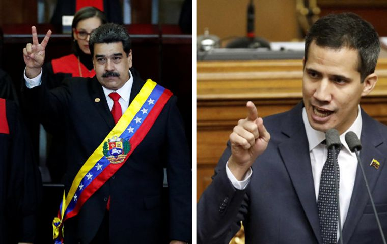 Juan Guaidó will use the Constitution to assume as Venezuelan president after declaring Nicolás Maduro's usurpation of the charge