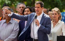 Guaidó was released after officials of the Sebin, the political police of Venezuela, intercepted and detained the parliamentarian in the middle of a highway in northern Venezuela.