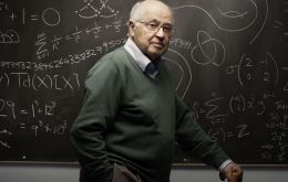 Sir Michael was a recipient of the highest honors in mathematics, a Fields Medal. He died on Friday