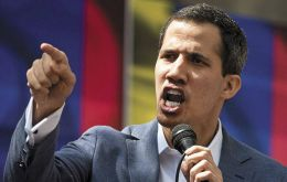The constitutional assumption of Guaidó is recognized by most of the countries of the continent, with the exception of Uruguay, Bolivia and Mexico