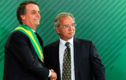 Details of the plan, as reported by newspaper Valor Economico, would be more aggressive than the one presented by Bolsonaro's predecessor, Michel Temer