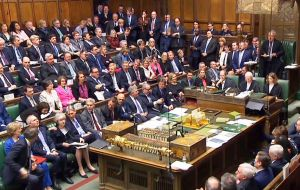 The vote will be held tomorrow Wednesday evening and, if parliament decides that it does not want the government to carry on, then it could trigger a general election.