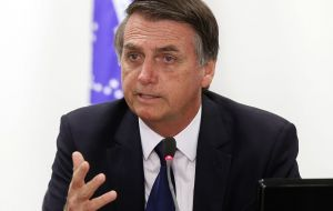 Bolsonaro's commitment to Mercosur contrasted with his criticism of the customs union during his election campaign