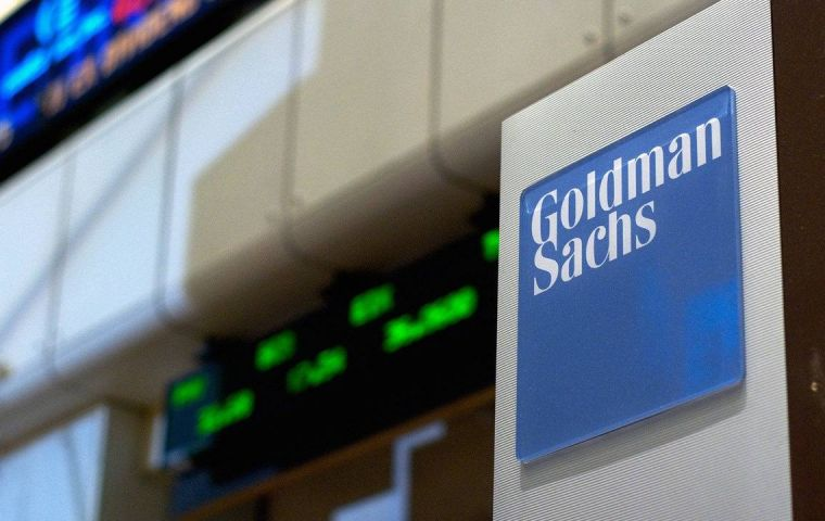 Malaysia filed criminal charges against Goldman last month. It accused the investment bank of helping to misappropriate money intended for the fund