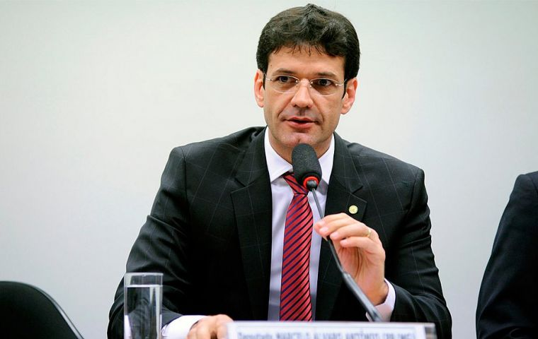 The visa initiative is part of the Foreign Ministry's plan for the first 100 days in power of Bolsonaro, Tourism Minister Marcelo Alvaro Antonio said