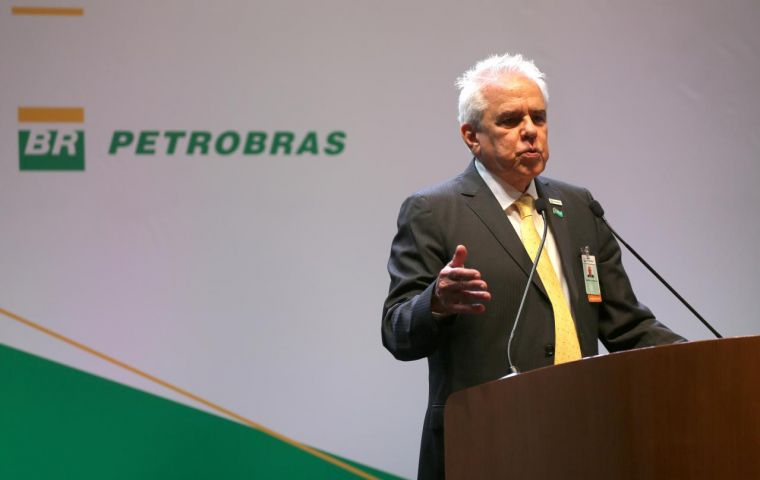 Petrobras allowed to sell 90% stake in gas pipeline unit, estimated at US$ 7bn — MercoPress