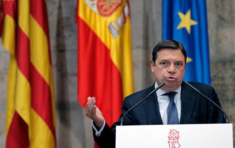 Minister Planas had revealed that in the case of a hard-Brexit, all Spanish fishing vessels will have to immediately abandon United Kingdom waters immediately.