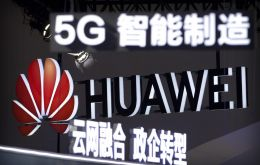 Many countries have pushed against the involvement of the Chinese technology firm in their 5G networks over security concerns