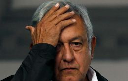 """We have to continue with the plan to end fuel theft,"" Mr. López Obrador said during a news conference. ""We will not stop. We will eradicate this."""