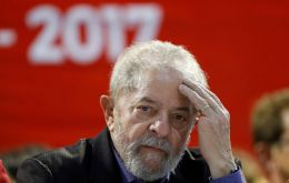 Palocci confirmed the payment of bribes of up to 80,000 reais (about 22,000 dollars) to Lula