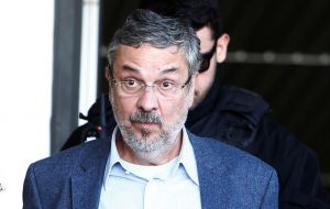 Palocci's statements are framed within a collaboration agreement reached with the Brazilian authorities that allowed him to go to house arrest after more than two years in prison for corruption