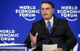 """Brazil's economy is still relatively closed to foreign trade and to change that situation is one of my administration's major commitments,"" Bolsonaro said"