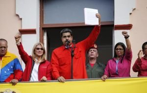 Longstanding leftist allies Bolivia, Cuba, Nicaragua and El Salvador were the only countries in the region to explicitly voice support for Maduro