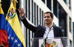 "Guaidó declared himself ""acting president"" on Wednesday, a position that has been recognized by several countries, including the US, Canada and the Lima Group"