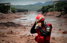 Last Friday the burst in a dam at a Vale mine in the town of Brumadinho, sent a torrent of mud tearing through the facilities leaving 58 dead and 305 missing