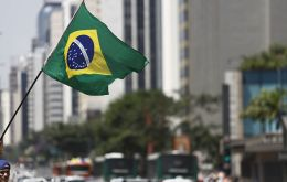Brazil's current account deficit last year rose to US$ 14.51 billion, or 0.77% of GDP, almost exactly double the US$ 7.235 billion shortfall registered in 2017