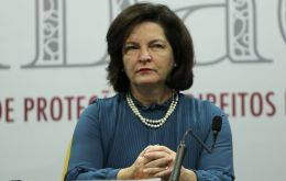 Brazil's top prosecutor, Raquel Dodge, said Vale should be held strongly responsible and criminally prosecuted
