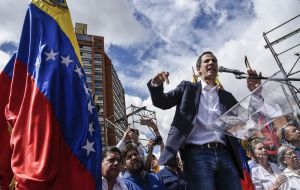 """We are confident that we can achieve a peaceful transition and free elections,"" Guaidó told CNN"