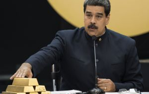 Maduro backed by Russia, China and Turkey, says he will remain for his second six-year term despite accusations of fraud in his re-election last year