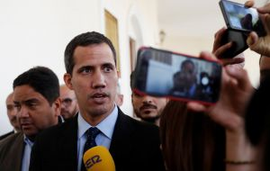 Most Latin American countries, Canada and European nations have recognized Guaido or are on the verge of doing so.