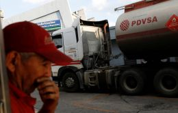 U.S. officials imposed sanctions on state-owned PDVSA, this week, seeking to cut off President Nicolas Maduro's primary source of foreign revenues.