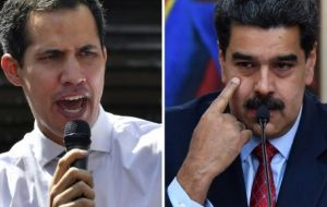 Most of Western Hemisphere has thrown its support behind opposition leader Juan Guaido after Maduro was re-elected in a contest widely seen as fraudulent.