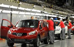 Nissan first said four months after Britain voted in June 2016 to leave the EU that it would manufacture a new model of the SUV in Britain