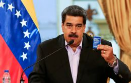 Maduro, who has maintained the critical support of the military, has said Guaido is staging a U.S.-directed coup against him.
