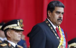 Maduro's adversaries have warned that Venezuelan officials are seeking to drain state coffers ahead of a potential change of government