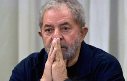 Lula, 73, was found guilty of accepting renovation work by construction companies on a farmhouse in exchange for ensuring contracts with the state-run Petrobras
