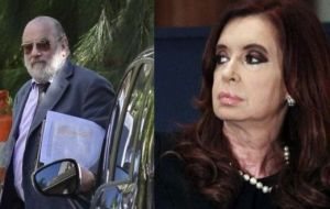 Judge Bonadio summoned Senator Cristina Fernandez and 100 other individuals on Wednesday afternoon, centered on major corruption and bribery allegations
