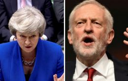 Senior officials urged Mrs. May to grasp an olive branch from opposition leader Jeremy Corbyn that echoed EU proposals for a permanent EU-UK customs union