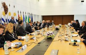 The Mechanism of Montevideo group includes the Caribbean nations under Caricom, Bolivia, Ecuador and Costa Rica