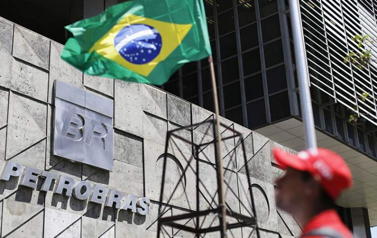 Bribes paid to Petrobras moved through bank accounts in the United States, Britain, Sweden, Switzerland and Uruguay, Brazilian authorities have said