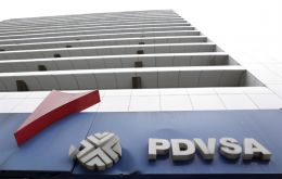 PDVSA's move comes after the US imposed tough, new financial sanctions aimed at blocking President Nicolas Maduro's access to the country's oil revenue