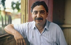 """Brazilian Vice President Hamilton Mourao downplayed Salles' comments. """"Chico Mendes is part of Brazil's history in the defense of the environment,"""" he said"""