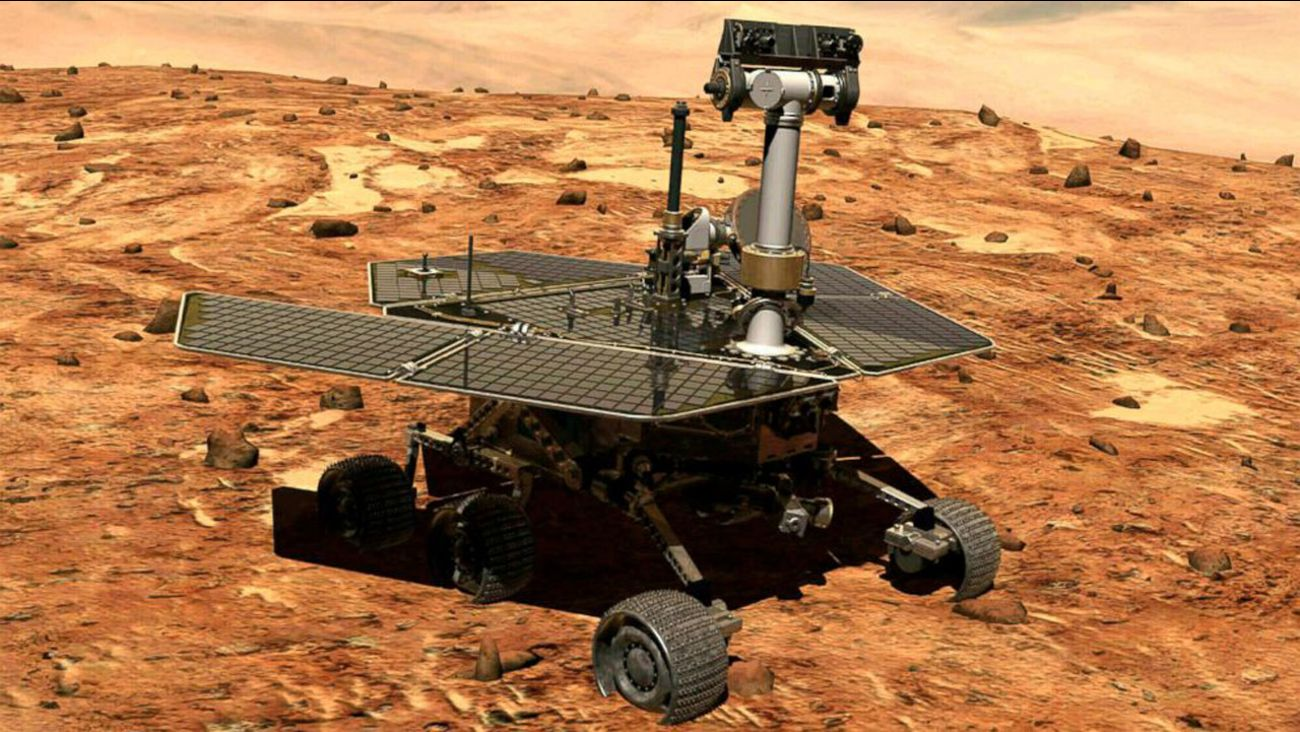 mars rover disappearance - photo #39