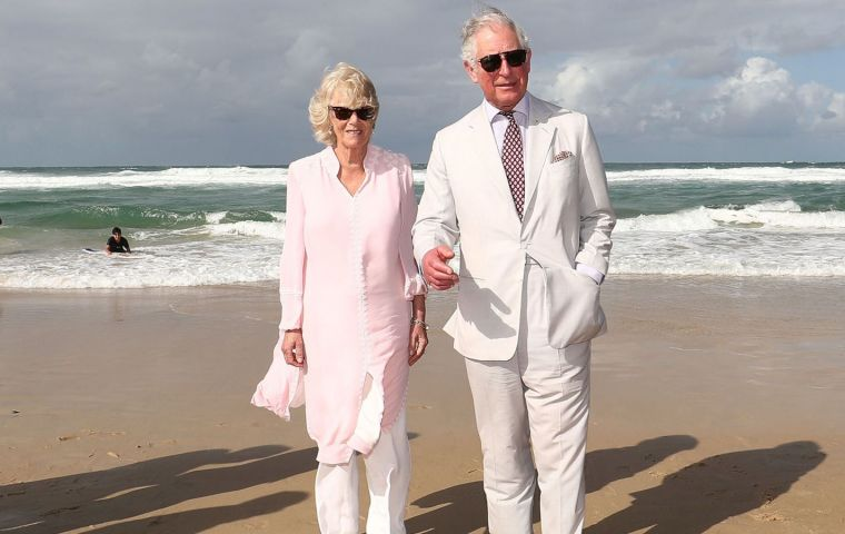 Charles and his wife Camilla, the Duchess of Cornwall, will make a four-day visit to Cuba during a wider tour of the Caribbean, Clarence House residence said