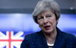"The PM will return to Brussels ""within days"", after her Brexit secretary met EU ambassadors in London on Friday"