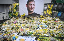 Sala was killed when a single-engine light aircraft, flown by pilot Mr Ibbotson, crashed near Alderney just after he became Cardiff City's record transfer.