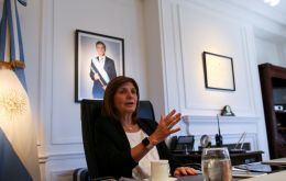 Patricia Bullrich, 62, is pushing new tough-on-crime measures: dropping the age for juvenile convictions, equipping cops with stun guns and facial recognition