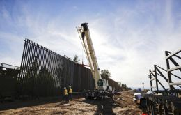 """Use of those additional federal funds for the construction of a border wall is contrary to Congress's intent in violation of the US Constitution"" the complaint said"