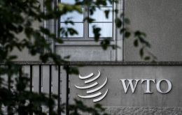 "The WTO report registered ""steep declines"" in most indexes for export orders of air freight, auto production, electronic components and agricultural raw materials"
