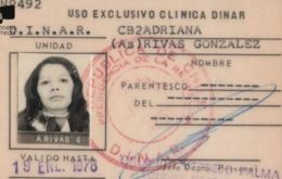 Adriana Rivas worked as a secretary for the infamous chief of Chile's secret police force, Manuel Contreras.