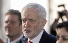"Corbyn, when asked if he would hold a referendum on any deal on any deal he negotiated, told Sky News: ""We'd consider putting that to the public."""